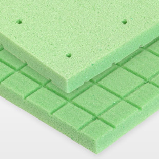 EasyCell75G Infusion Grooved Closed Cell PVC Foam