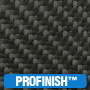 ProFinish Carbon Fibre 2/2 Twill 3k 195g 1m Wide