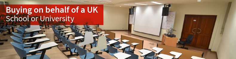 Composite materials for schools and universities